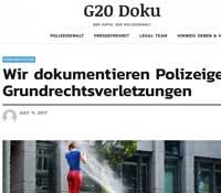 G20 - Dokumentation
