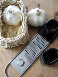 Knoblauch - in jeder guten K