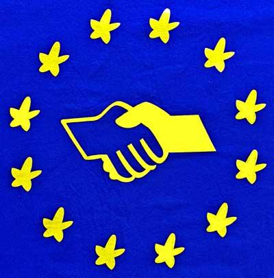 EU-Zeichen mit NF-H